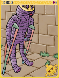 Osiris-card