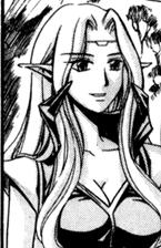 High Elf Elder