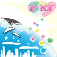 My song -logo
