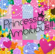 Princess Be Ambitious!! Logo