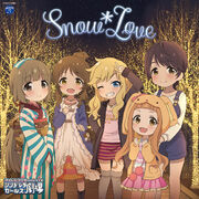 CINDERELLA GIRLS LITTLE STARS! Snow Love