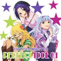 THE IDOLM@STER PERFECT IDOL 01