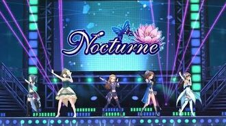 「デレステ」Nocturne (Game ver.)