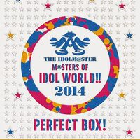 2014 M@STER Idol World Perfectbox cover