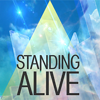 STANDING ALIVE Logo