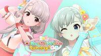「デレステ」O-Ku-Ri-Mo-No Sunday! (Game ver