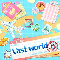 Vast world Logo