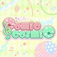 Comic cosmic-jacket