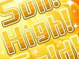 Sun! High! Gold!