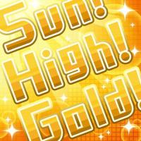 Sun! High! Gold!-jacket