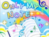 ONLY MY NOTE
