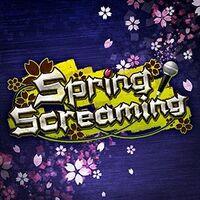 Spring Screaming Logo