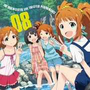 THE IDOLM@STER LIVE THE@TER PERFORMANCE 08