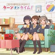 THE IDOLM@STER MILLION RADIO! THEME SONG 2 front cover