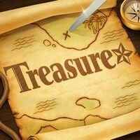 Treasure☆ Logo