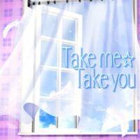 Take me☆Take you Logo