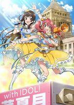 Idol Incidents (anime visual)