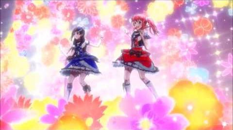 Idol Jihen-Shizuka & Natsuki Duet (Ep1)