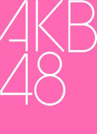 AKB48 logo(pink)