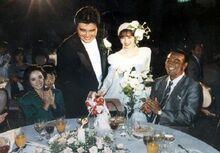 渡辺徹 結婚式