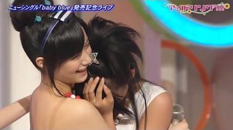 【公式】#503 ニューシングル「baby blue 発売記念ライブ」① 3 4