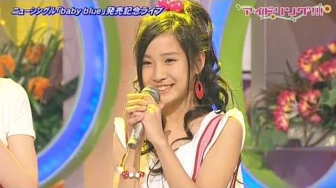 【公式】#503 ニューシングル「baby blue 発売記念ライブ」① 1 4