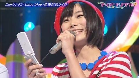【公式】#503 ニューシングル「baby blue 発売記念ライブ」① 2 4