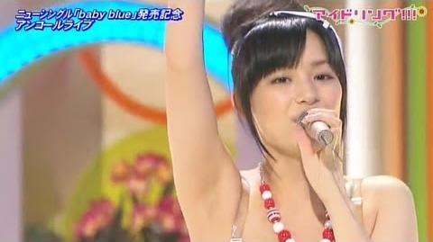 【公式】#504 ニューシングル「baby blue 発売記念ライブ」② 3 4
