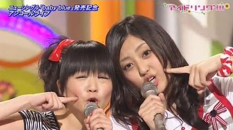 【公式】#504 ニューシングル「baby blue 発売記念ライブ」② 2 4