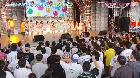 【公式】♯532 ニューシングル『無条件☆幸福』発売記念ライブ 4 4