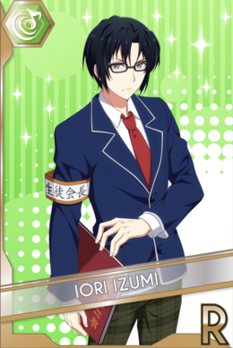 Iori Izumi (Ainana Academy)