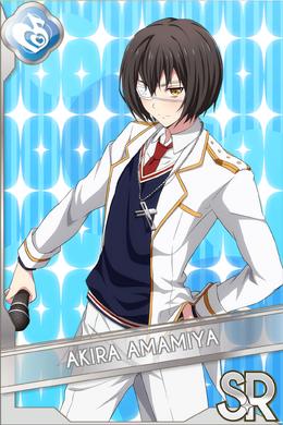 Akira Amamiya SR