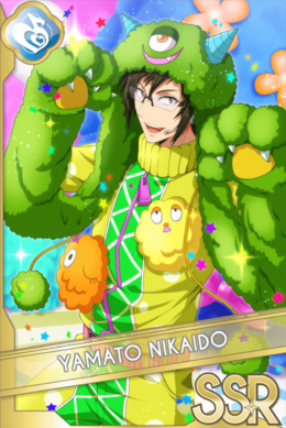 Yamato Nikaido (Monster 2)