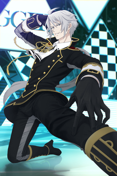 Gaku Yaotome (DIAMOND FUSION) Clean
