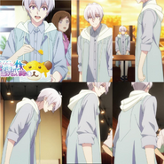 Sogo Osaka - Season 1 Anime Exclusive Outfit 06