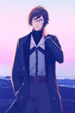 Yamato Nikaido (CROSSING×US!) Borderless