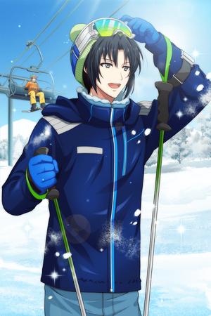 Iori Izumi (Winter Wonderland Trip 2) Clean