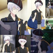Sogo Osaka - Season 1 Anime Exclusive Outfit 03