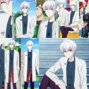 Sogo Osaka - Season 1 Anime Exclusive Outfit 02