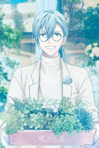 Tamaki Yotsuba (A Bouquet for You) Borderless