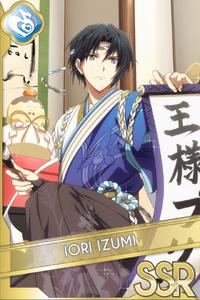 Iori Izumi (King Pudding)