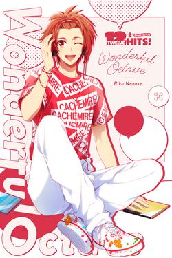 Riku Nanase (Twelve Hits!) Borderless