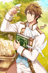 Ryunosuke Tsunashi (Tea Party) Clean