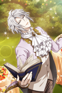 Gaku Yaotome (Tea Party) Clean