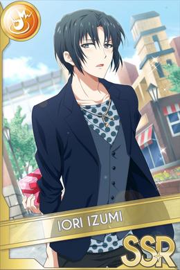 Iori Izumi (White Day)