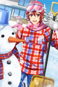 Riku Nanase (Winter Wonderland Trip 2) Clean