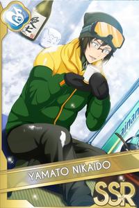 Yamato Nikaido (Winter Wonderland Trip 2)