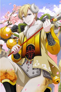 Nagi Rokuya (Zodiac) Clean