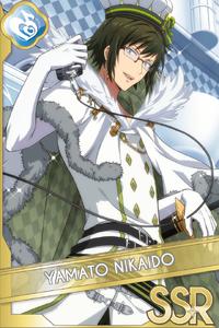 Yamato Nikaido (White Side)