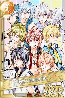 Riku Nanase (Margaret Issue)